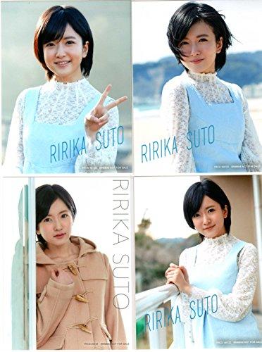 NMB48 公式生写真 甘噛み姫 封入特典 4種コンプ 須藤 凜々花