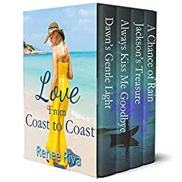 Love From Coast-to-Coast: Four romances spread across the country by [Riva, Renee]