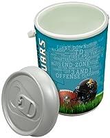 NFL Insulated Mega Can Cooler、18.93L