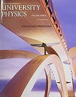 University Physics with Modern Physics Volume 3 (Chs. 37-44) (14th Edition) [並行輸入品]