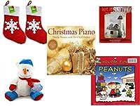 クリスマスFun for Everyoneギフトバンドル[ 5Piece ]–Holiday Decor–アクセサリー–ギフトアイテム–Item No dbund-xmas-19151
