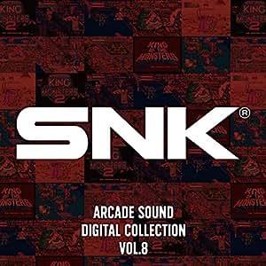 SNK ARCADE SOUND DIGITAL COLLECTION Vol.8