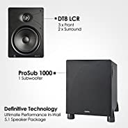 Definitive Technology in-Ceiling Speaker (DT8LCR)