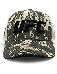 (リーボック) リーボック UFC メッシュキャップ 【STRUCTURED MESH CAP/CAMO】 REEBOK SPORTS CAP 格闘技 MMA SNAPBACK スナップバック [並行輸入品]