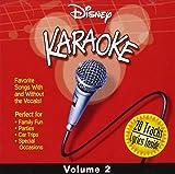 Disney Karaoke Vol.2 [KARAOKE]