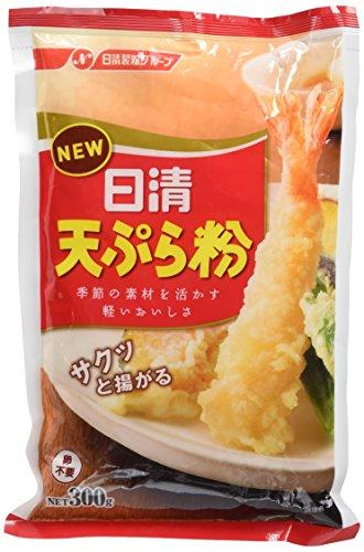 日清 天ぷら粉 300g×5個