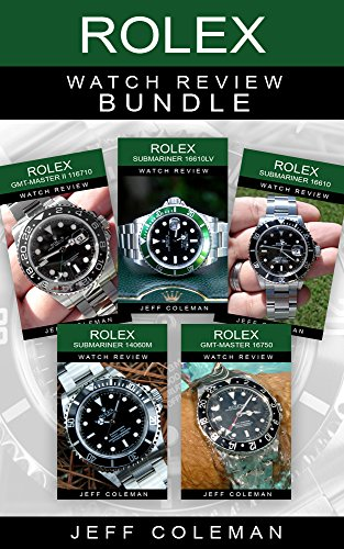 Rolex Watch Review Bundle (Eng...