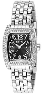 [フォリフォリ]Folli Follie 腕時計 WF5T081BDK ブラック レディース [並行輸入品]