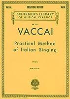 Practical Method of Italian Singing High Soprano