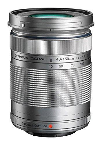 OLYMPUS 望遠ズームレンズ M.ZUIKO DIGITAL ED 40-150mm F4.0-5.6 R (シルバー) [並行輸入品]
