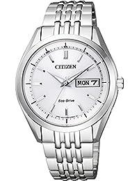 [シチズン]CITIZEN 腕時計 CITIZEN COLLECTION シチズンコレクション エコ・ドライブ電波時計 AT6060-51A メンズ