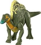 マテル ジュラシックワールド(JURASSIC WORLD) アクションフィギュア オウラノサウルス 【全長:30㎝】【4歳~】 HBX38 グリーン