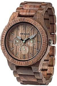 [ウィウッド]WEWOOD 腕時計 ウッド/木製 マルチファンクション KAPPA NUT 9818030 メンズ 【正規輸入品】