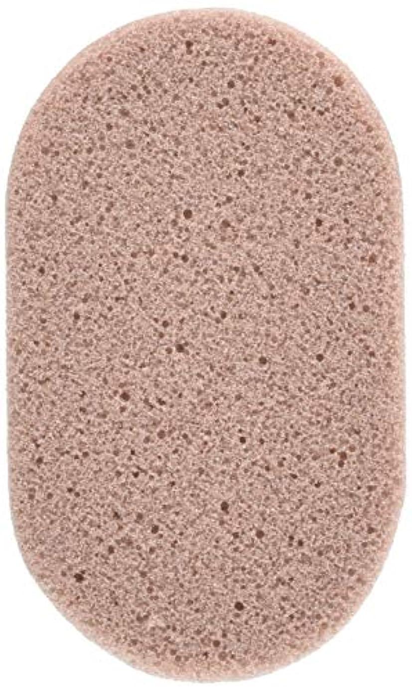 フック粒子ピアースカウゼル トロピカル 銅軽石 小判型