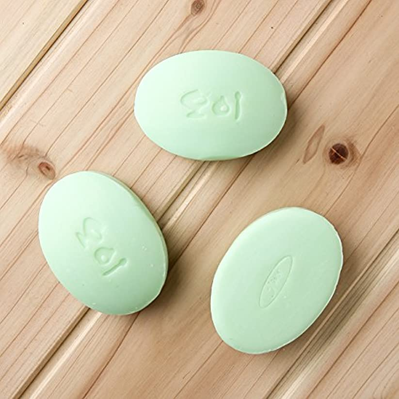 普遍的な勃起有益なVBMDoM 3本キュウリ香石鹸(80g)韓国製品 x 2個 [並行輸入品]