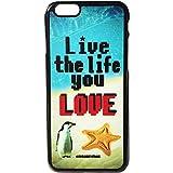 Patagonia グローブ DUSTSTROKE ( ダストストローク )iphone 6 / 6s ケースカバー ペンギン 海