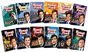 Hawaii Five-O: The Complete Original Series [DVD] [Import]