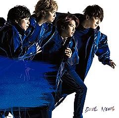 BLUE♪NEWSのCDジャケット