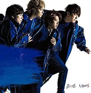 【メーカー特典あり】BLUE(通常盤)(ニッポン応援ステッカーB付)