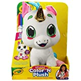 "Crayola 12"" Deluxe Color 'N Plush"
