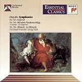 """Symphonies 92 """" Oxford """" 94 """" Surprise """" & 96"""