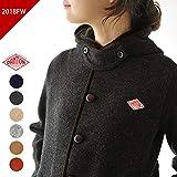 ウールモッサ シングルフードジャケット・jd-8458-wom・jd-8455-wom ダントン画像②