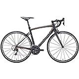 メリダ(MERIDA) ロードバイク RIDE 400 マットブラック AMR04527 52cm