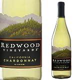 【お酒】 レッドウッド シャルドネ(白) 750ml [REDWOOD VINEYARDS CALIFORNIA CHARDONNAY]