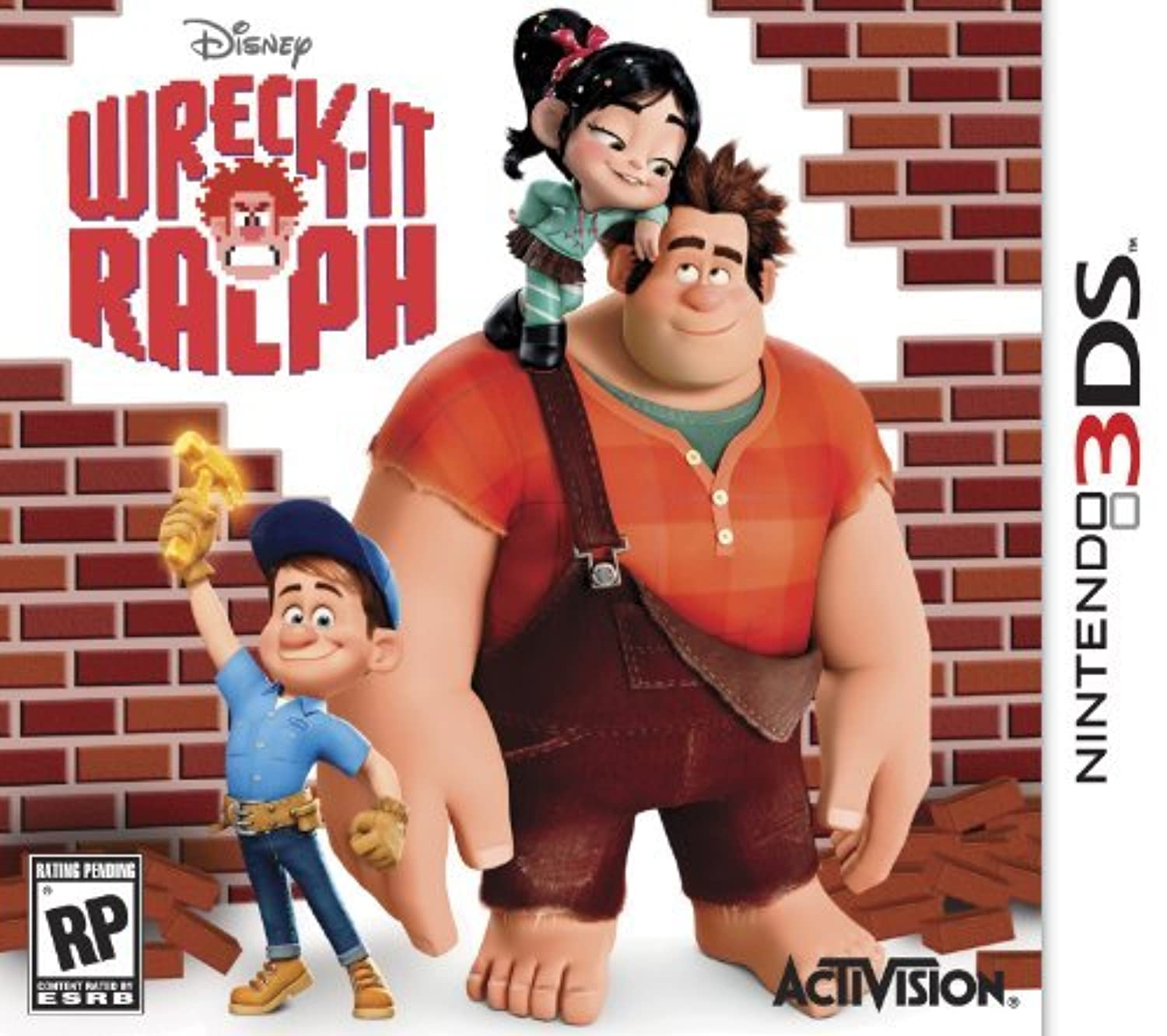 Wreck-It Ralph - Nintendo 3DS [並行輸入品]