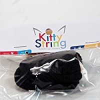 Kitty String FAT Yo-Yo String 10 pk - Black by Kitty String [並行輸入品]