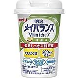 【ケース販売】明治 メイバランス Miniカップ 抹茶味 125ml×24本