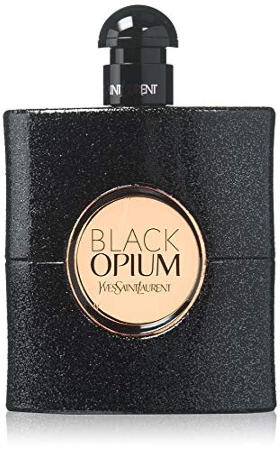 不十分プレミアピクニック【イヴサンローラン】ブラック オピウム (テスター) EDP?SP 90ml [並行輸入品]