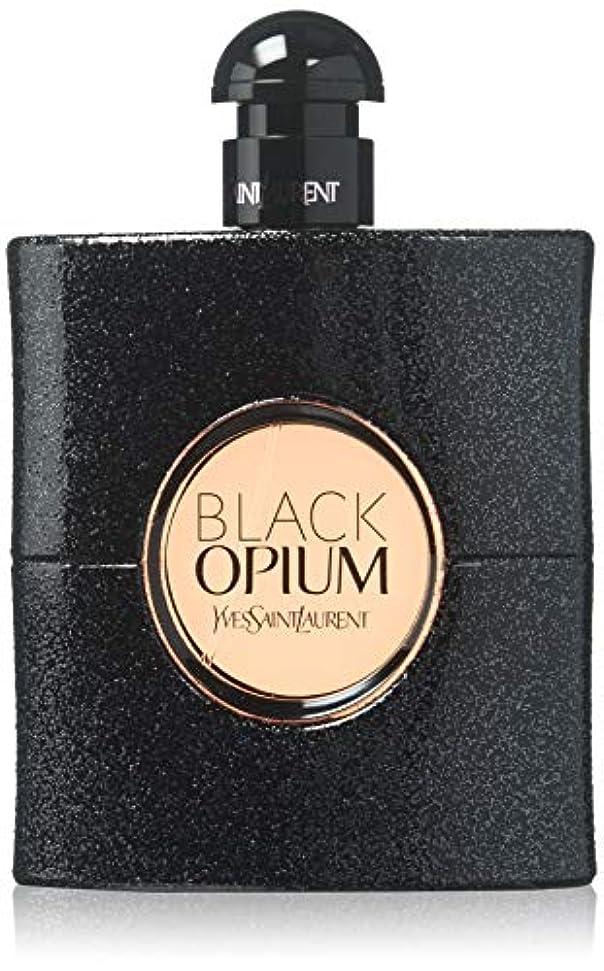 四分円退化するマディソン【イヴサンローラン】ブラック オピウム (テスター) EDP?SP 90ml [並行輸入品]