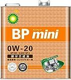 BP(ビーピー) エンジンオイル Mini ミニ 部分合成油 0W-20 キュート 3L [HTRC3]