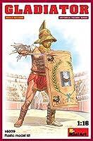 ミニアート 1/16 古代ローマの剣闘士 プラモデル
