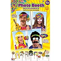 Photo Booth Accessory - Hippie Theme by DOMAGRON [並行輸入品]