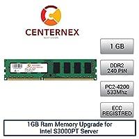 1GB RAMメモリforインテルs3000ptサーバー( ddr24200ECC )マザーボードメモリアップグレードby US Seller