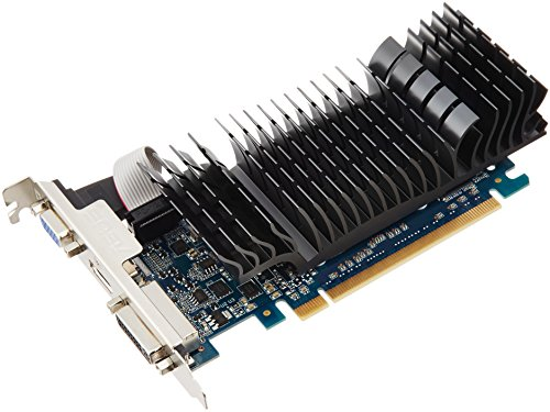 ASUSTeK NVIDIA GT610チップセット搭載グラフィックカード GT610-SL-1GD3-L 【PCI-Express2.0】