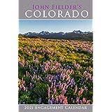 John Fielder's Colorado 2021 Scenic Engagement Calendar