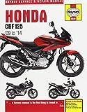 Honda CBF125 Service and Repair Manual: 2009 - 2014 (Haynes Service and Repair Manuals)