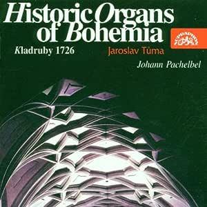 Pachelbel;Organ Compositons&Ca