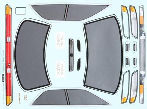 トヨタ JZX90 MkII デカル SD-90D