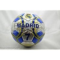 新しい公式サイズ5サッカーボール、高品質Madrid # 7