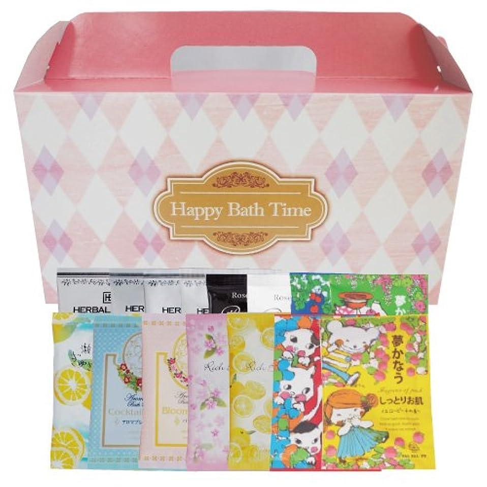 前文サンプル用心入浴剤バラエティ30袋セット(ギフト箱入り)
