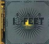 RIVER♪10-FEETのCDジャケット