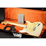Fender Custom Shop / TBC 66 Stratocaster NOS Revers Head w/APG White Blonde
