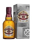 シーバスリーガル 12年 ブレンデッドスコッチ [ ウイスキー イギリス ハーフ 簡易カートン入り 350ml ] [ギフトBox入り]