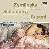 Zemlinsky/Schonberg/Busoni