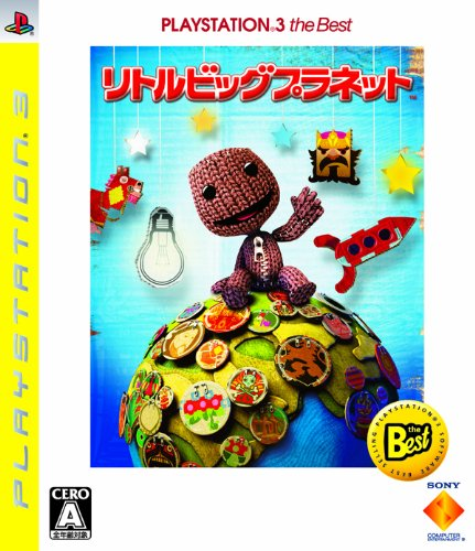 リトルビッグプラネット PLAYSTATION 3 the Best - PS3