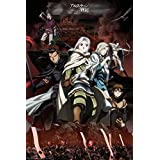 Empireposter 737205Legend of Arslan–Battle Manga Animeポスター印刷サイズ61x 91.5CM用紙multi-coloured 91.5X 61X 0.14CM